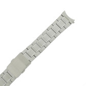 Seiko Original Stainless Steel Watch Band 20mm and Genuine Seiko Spring Bars