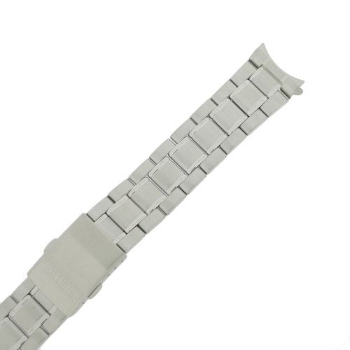 Seiko Stainless Steel Watch Band 20mm Genuine