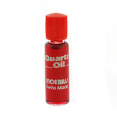 quartz watch oil