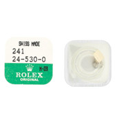 Original Rolex Crown 24-530-0 | Watch Material | Genuine Repair Parts
