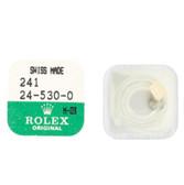 Original Rolex Crown 24-530-0 | Watch Material | Genuine Repair Parts