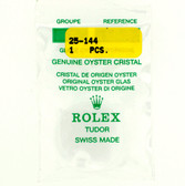 Original Rolex Crystal 25-144