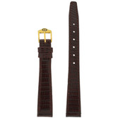 Gucci 13mm Burgundy watch band 2200L