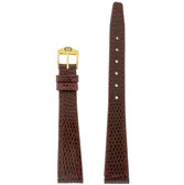 Gucci 6300L burgundy watch band