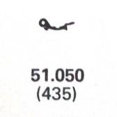ETA 959.001 Clutch lever spring Yoke