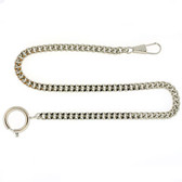 Pocket Watch Chain -PC3-W - Main
