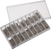 Watch Band Stainless Spring Bars Assortment 1.10mm 360 pcs.
