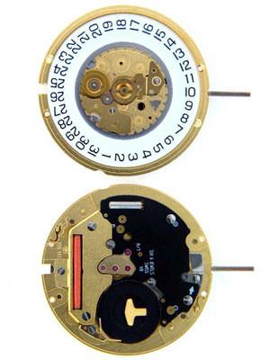 ETA 255 111 Quartz Watch Movement - Main
