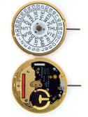 ETA 255 121 Quartz Watch Movement - Main