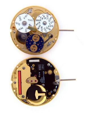 ETA 255 485 Quartz Watch Movement - Main