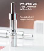 ProTank III Mini electronic cigarette starter kit