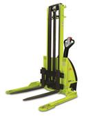 Pramac GX Electric Straddle Stacker