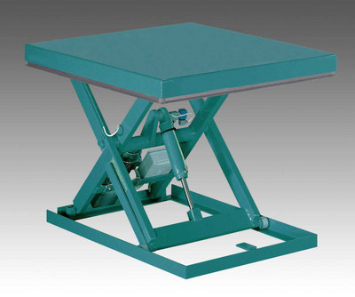 Bolzoni Ergo-Lift 1.E 1500kg Electric Lift Table