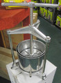 Stainless Steel Table Top Fruit Press