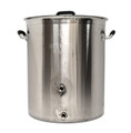 Brewers BEAST 16 Gallon Brewing Kettle with Two Ports