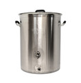 Brewers BEAST 8 Gallon Kettle with Two Ports