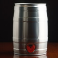 5 Liter Party Keg With Tap