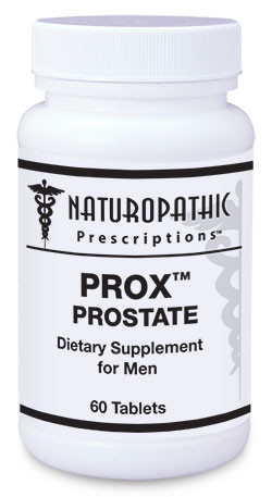 Prox – the Most Powerful, Comprehensive Prostate Product on the Market.  Get the clinically-proven ingredients that support prostate health now… and in the future.