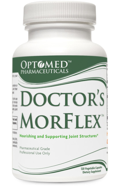 Doctor's MorFlex™~Nourishing and Supporting Joint Structure* 120 Vegetable Capsules  Pharmaceutical Grade  Professional Use Only