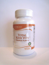 Total Kids Vits~ Chewable Multiple Vitamin-Mineral-Trace Element 60 Bear Shaped Chewable Tablets Suggested Usage: 2 Daily Orange and Grape Flavor