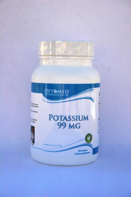 Potassium 99 mg~ Chelated Capsules