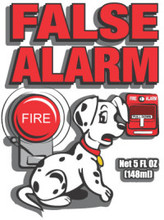 False Alarm Hot Sauce