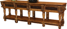 Hacienda 96'' Console Table
