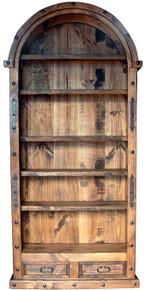 Pueblito Bookcase