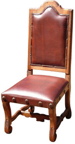 Santa Cecilia Chair w/ Leather