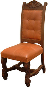 Cecilia Carved Chair