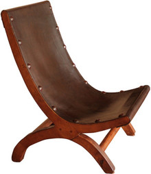 Recostada Mesquite Chair