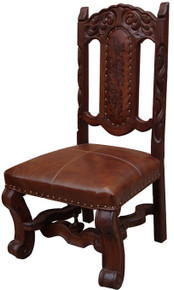 Mesquite Andaluz Chair