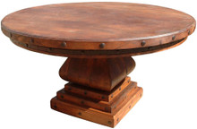 Mesquite Gitana 60'' Dining Table
