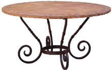 Caracol Table w/ Marble Top