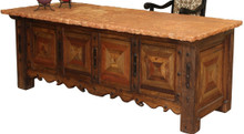 Tosco Cuadros Desk w/ Marble Top