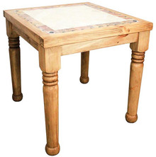 Rancho Stone Top 48'' Pub Table