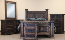Antigua 5pc King Bedroom Set