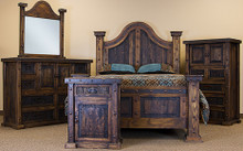 Laguna King 5pc Bedroom Set