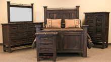 Las Piedras Queen 5pc Bedroom Set 50% Off
