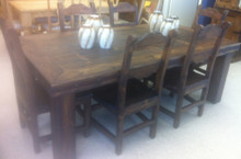 Laguna & Tuscan 84'' 7pc Dining Set