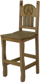 Rancho Star Counter Stool