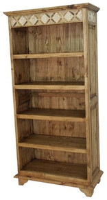 Cantera Open Bookcase