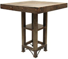 Urban Rustic Pub Table