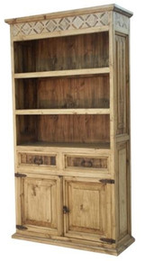 Cantera 2 Door Bookcase