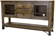 Urban Rustic 60'' TV Stand