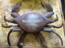 Metal Wall Crab - Small