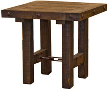 50% OFF Las Piedras End Table * 1 LEFT IN STOCK