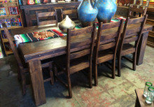 San Jose & Laguna 84'' 9pc Dining Set 50% Off