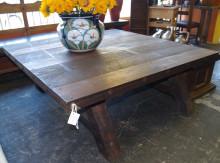 Vigas Square 48'' Coffee Table