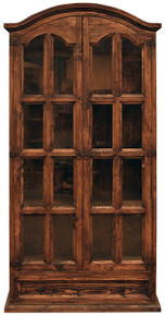 Viena Cupboard w/ Glass - DR